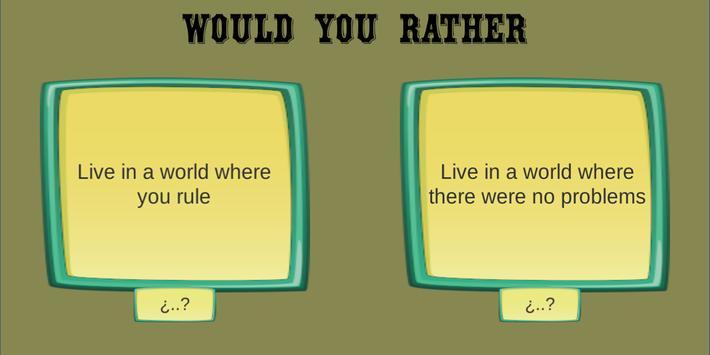 Would you rather friends screenshot 13
