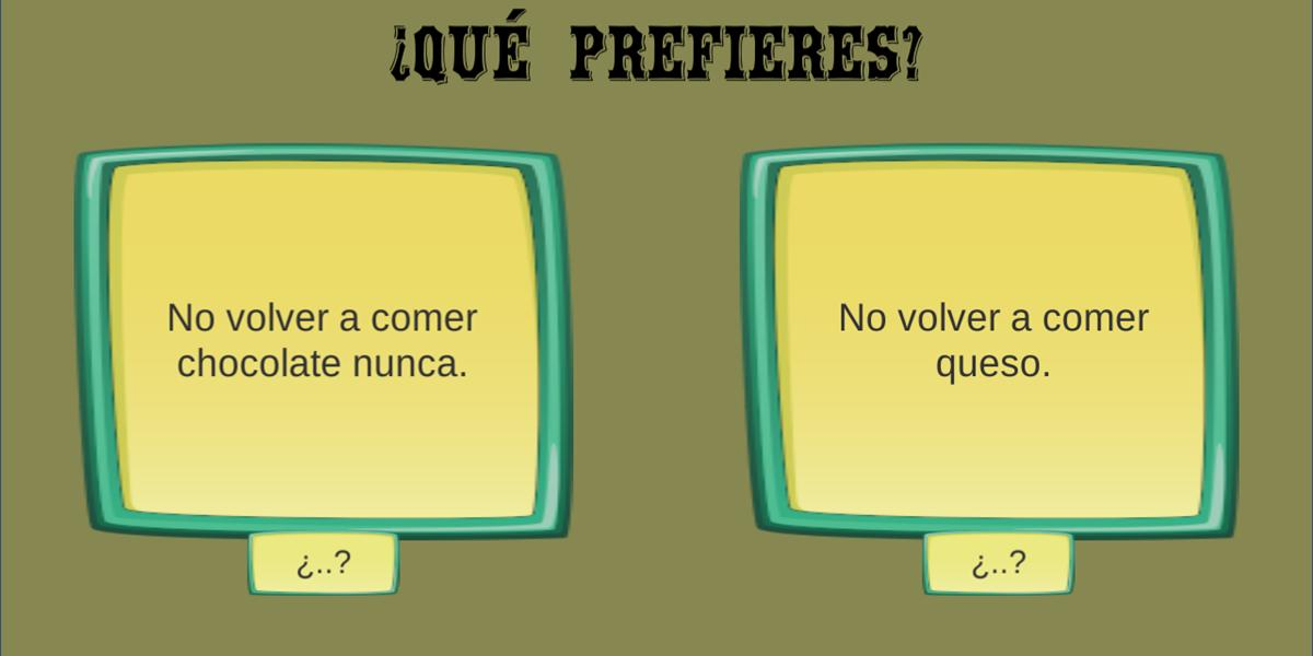 Que Prefieres Duo For Android Apk Download