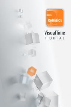 VisualTime Portal poster