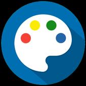 Themes for Telegram simgesi