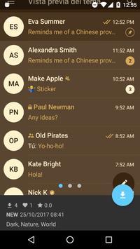 Themes for Telegram Ekran Görüntüsü 5