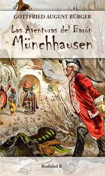 LAS AVENTURAS DEL BARÓN MÜNCHHAUSEN - LIBRO GRATIS poster