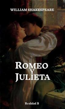 ROMEO Y JULIETA - LIBRO GRATIS EN ESPAÑOL poster