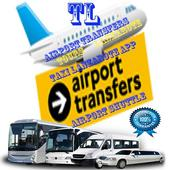Airport Transfers Taxi Lanzarote icon