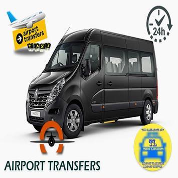Airport Transfers Taxi Lanzarote screenshot 1
