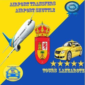 Airport Transfers Taxi Lanzarote screenshot 2