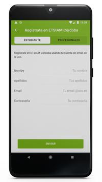 ETSIAM Córdoba screenshot 1