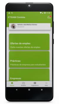 ETSIAM Córdoba screenshot 2