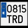 ikon Matrículas españolas - información de vehículos