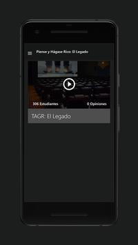 Piense y hágase rico: el Legado screenshot 1