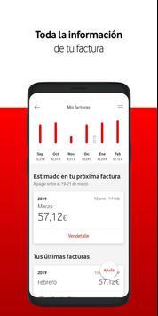 Mi Vodafone screenshot 1