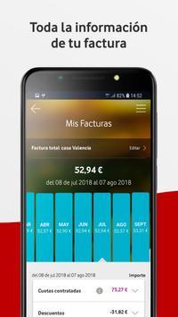 Mi Vodafone captura de pantalla 2