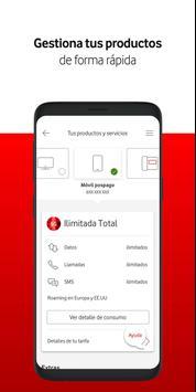 Mi Vodafone screenshot 4