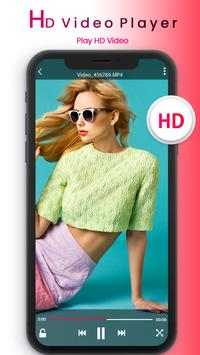 Full HD Video Player : Ultra 4K Video Player poster