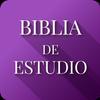 Biblia de Estudio Reina Valera Biblia icono