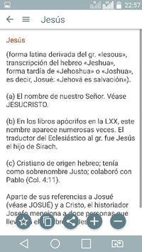 Bible Study Reina Valera in Spanish screenshot 5