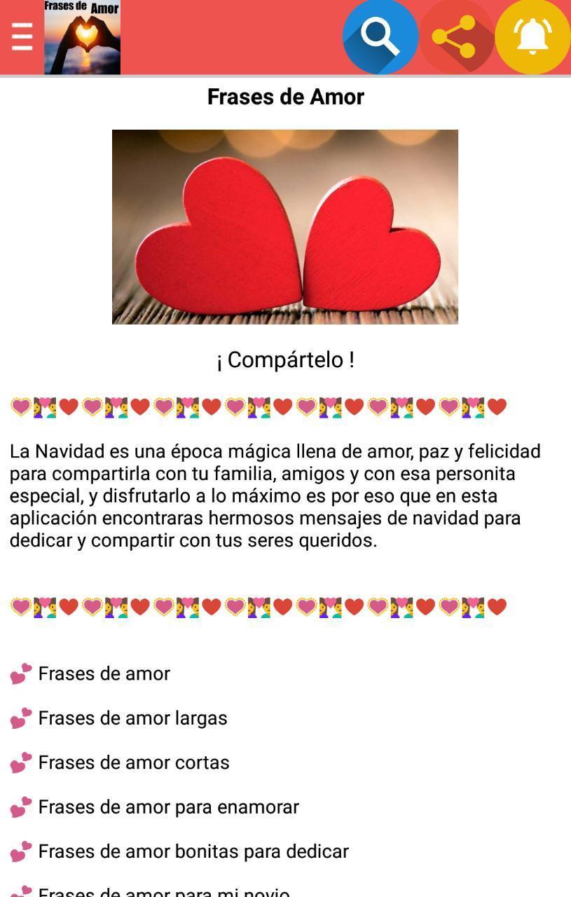 Aplicacion De Imagenes De Amor frases de amor for android - apk download