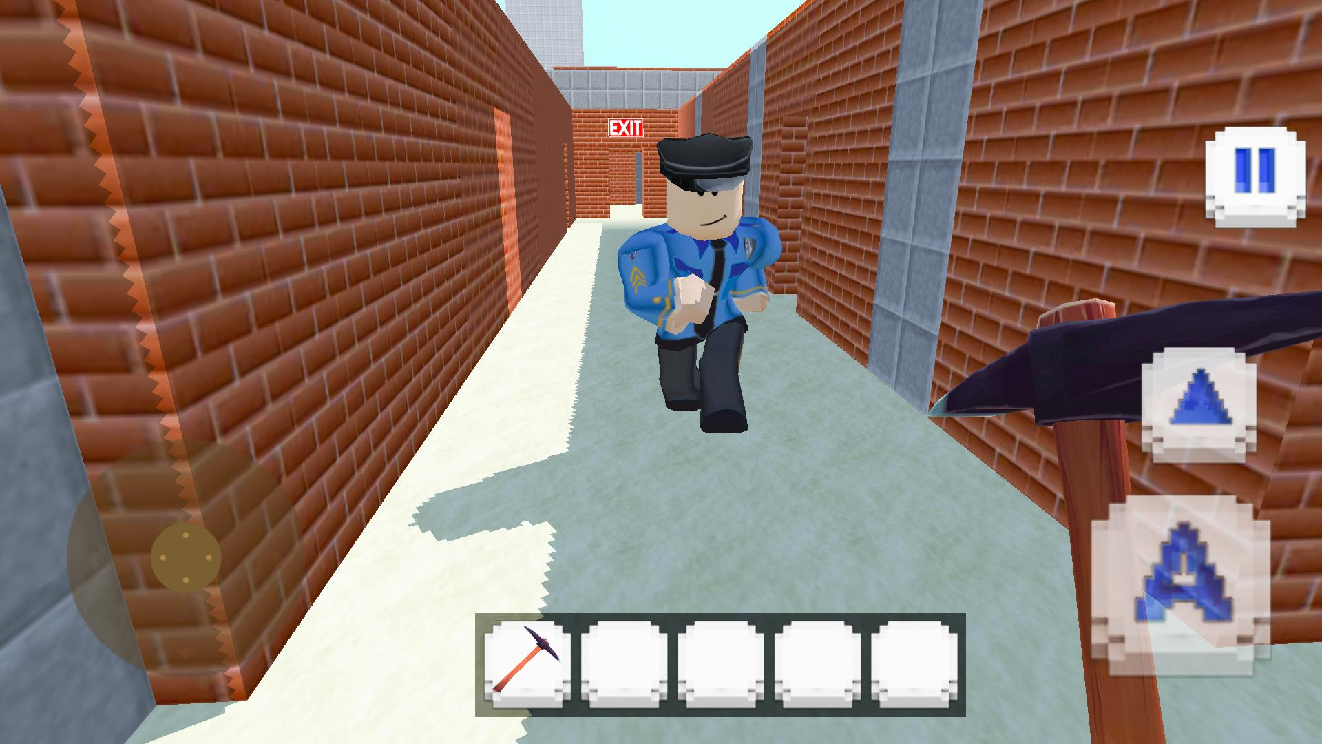 Escape Prison Roblox S Obby For Android Apk Download