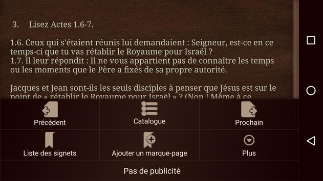 Études bibliques 截圖 11