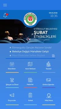 Etimesgut Belediyesi poster