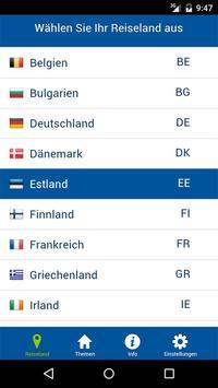 ECC-Net: Travel screenshot 1