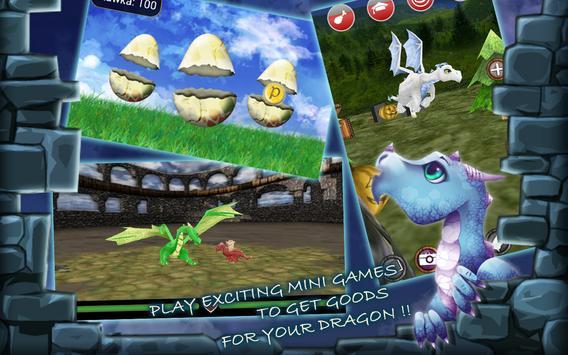 My Pocket Dragon Pet syot layar 3