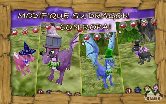 Dragon Pet captura de pantalla 3
