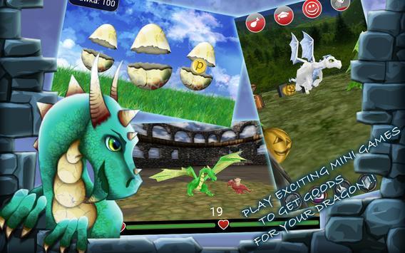 Dragon Pet captura de pantalla 1