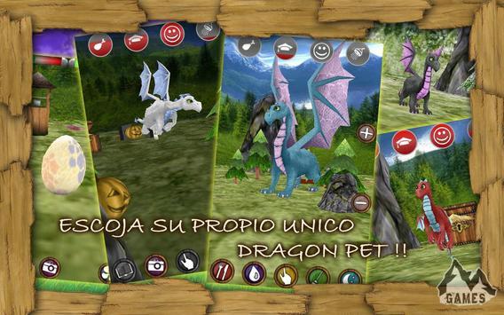Dragon Pet captura de pantalla 2