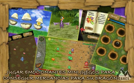 Dragon Pet captura de pantalla 5