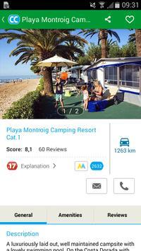 CampingCard ACSI screenshot 4