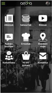 Ordiziako Azoka poster