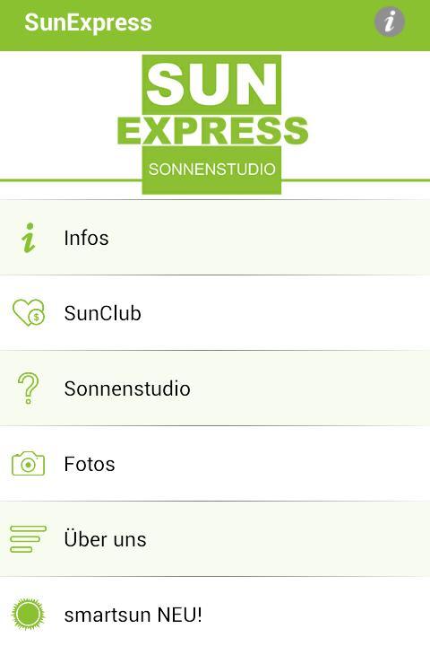 Sunexpres login