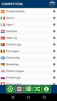 Soccer Forecast скриншот 1