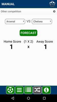 Soccer Forecast скриншот 3