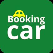Bookingcar - car rental comparison icon