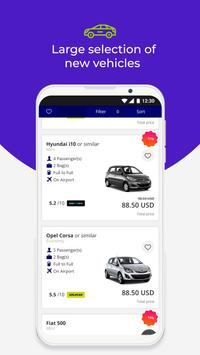 Bookingcar - car rental comparison screenshot 3