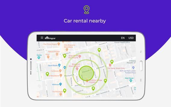 Bookingcar - car rental comparison screenshot 10