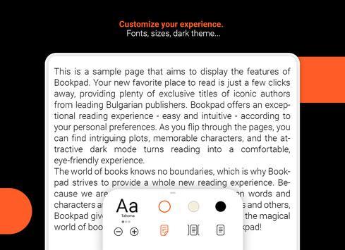 Bookpad screenshot 5