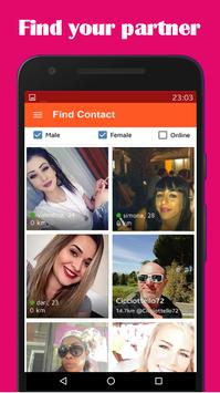 MeetEat - Chat & Dating New People screenshot 2