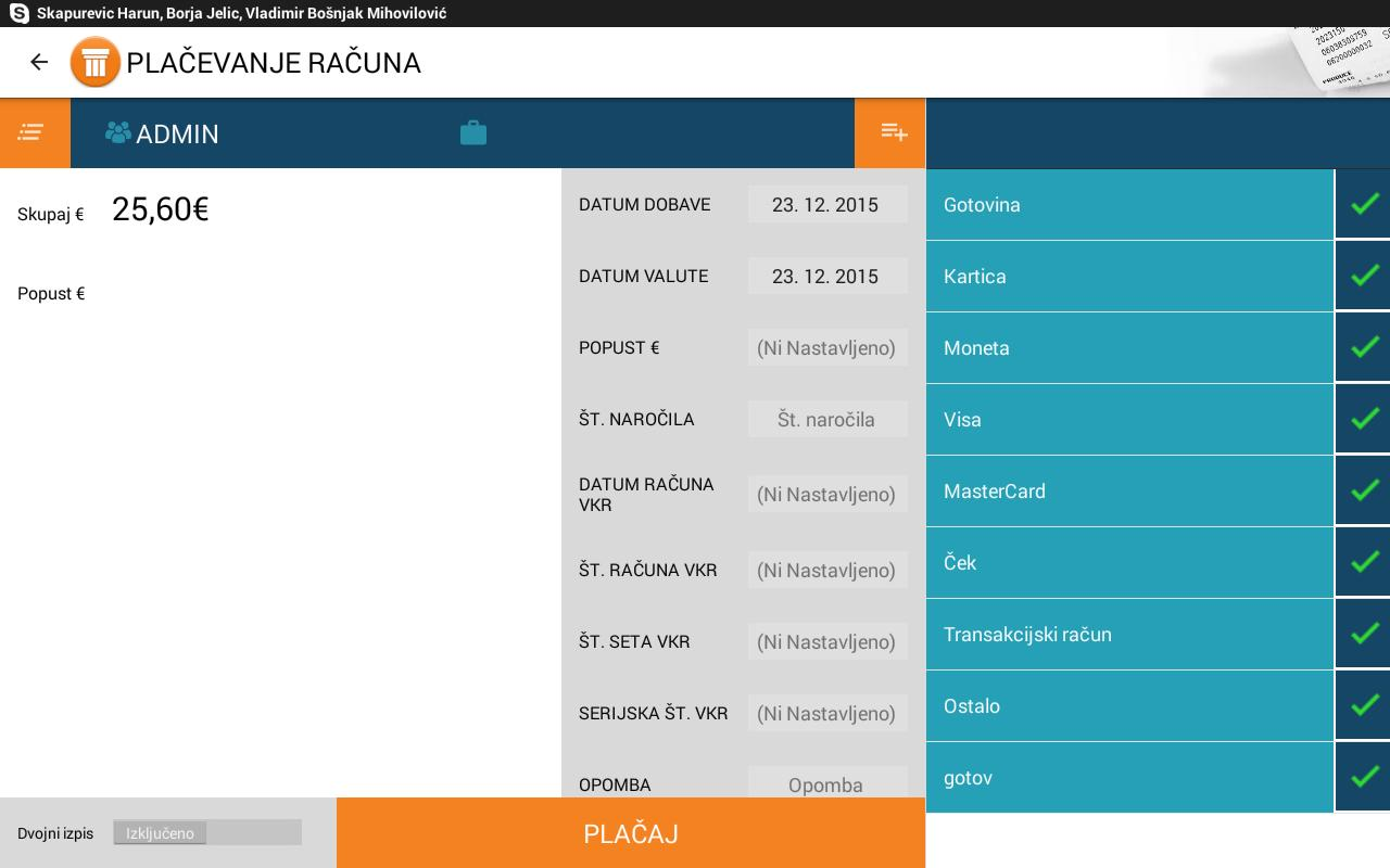 PANTHEON License Prices - poslovni program ... - datalab.eu