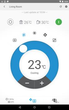 Daikin Online Controller screenshot 11