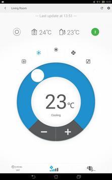 Daikin Online Controller screenshot 6