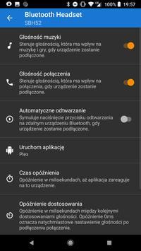 Menadżer głośności Bluetooth screenshot 1