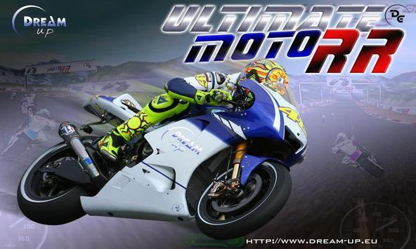 Ultimate Moto RR poster