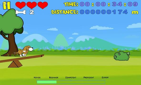 Dog Runner screenshot 2