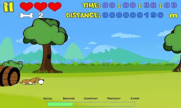 Dog Runner screenshot 3