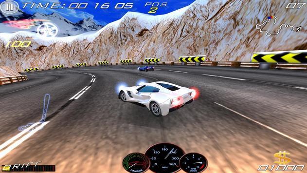 Speed Racing Ultimate 3 screenshot 2
