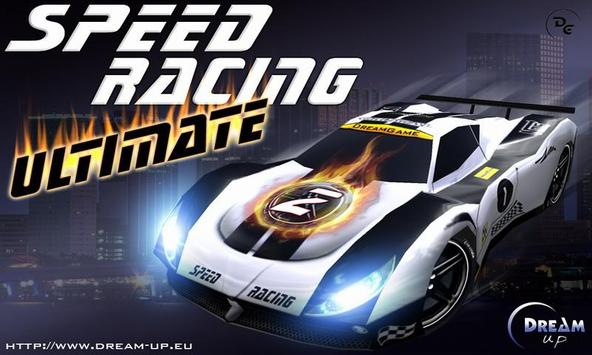 Speed Racing Ultimate 2 poster