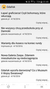 Gdańsk News Cartaz